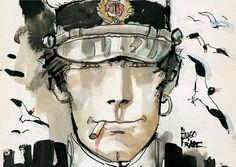 CORTO MALTESE, a traveller without a destination, both restless and mysterious, is the famous character created by Hugo Pratt, the undisputed master of Italian comics. Shop the collection!