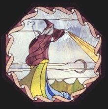 The window in Twink's bedroom at Galdoren Castle. #TheDoorInTheSky  #fantasy