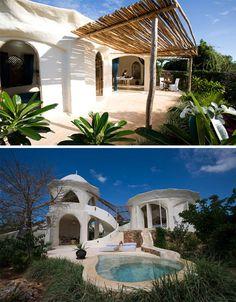 Rustic Chic: 5 Boutique African Lodges Boast Local Luxury | Designs & Ideas on Dornob