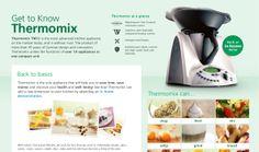 Cartel de promoción de Thermomix. Si quieres más información de Thermomix visita www.todotmx.com
