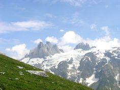 Tolle Aussicht auf Gross und Klein Spannort Engelberg, Mount Everest, Mountains, Nature, Travel, Amazing, Photo Illustration, Naturaleza, Viajes