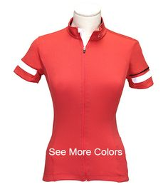 Road Holland Women Clothing - The Aalsmeer Jersey. Great Cycling Jersey Style for Women...Great alternative for Rapha Cycling Women Clothing