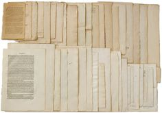 research on 1,578 paper specimens made between the fourteenth and the nineteenth centuries