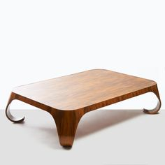 A Kenmochi coffee table, from 2015 San Francisco Fall Antiques Show exhibitor, Almond + Company. @almondhartzog