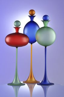 Satinati by Master Glass Blower ©Cesare Toffolo - www.toffolo.com/en/gallery/toffolo_studio/satinati/