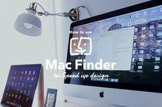 MacのFinderを有効活用して、デザインの作業スピードをアップしよう | デザインメモ 2.0 Design