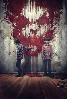 Sinister 2 (2015) - A young mother and her twin sons move into a rural house that's marked for death. Conceptual Photography, Portrait Photography, Movie Guide, Movie Wallpapers, Fantastic Four, Haunted Places, Ghost Stories, Horror, Movies