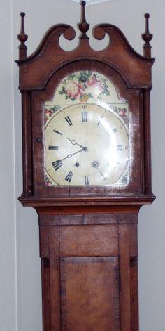 American Tall Clock
