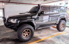 Patrol Y61, Nissan Patrol, Elvis Presley, Rigs, 4x4, Toyota, Jeep, Safari, Blazer