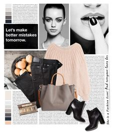 """""""Let's make better mistakes tomorrow"""" by tamara-p ❤ liked on Polyvore featuring Oris, Trowbridge, Mes Demoiselles..., BRAX, Dooney & Bourke and Pierre Hardy"""