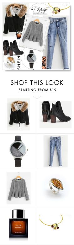 """""""Shein6"""" by melika11 ❤ liked on Polyvore featuring BKE, BoonTheShop and MAC Cosmetics"""