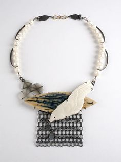 Zoe Arnold Falling Rain Necklace