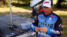 flipping for largemouth bass - YouTube