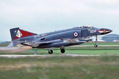 XT872/R-004 Phantom FG1 892 Naval Air Squadron, RNAS Yeovilton