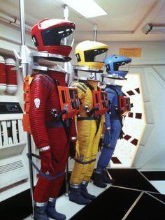"""2001: A Space Odyssey"" - Stanley Kubrick (1968)"