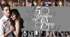50 Shade of Grey Movie- Jamie Dornan and Dakota Johnson