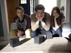 Doctor Who 7x04 - The Power of Three