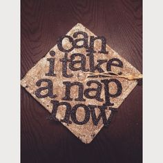 Grad hats These graduates might not finish magna cum laude, but they deserve extra credit (or maybe a job) for their creative graduation caps. Source by allieet. Funny Graduation Caps, Nursing School Graduation, Graduation Cap Designs, Graduation Cap Decoration, Graduation Diy, Graduation Pictures, Graduate School, Funny Grad Cap Ideas, College Graduation Quotes