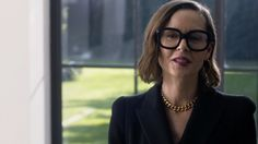 Tom Ford glasses worn by Embeth Davidtz in RAY DONOVAN: GIRL WITH GUITAR (2016) @tomford