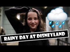 Rainy Day At Disneyland (WK 374.3) | Bratayley - YouTube