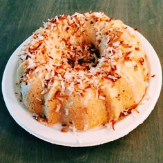 Coconut Bundt Cake by Rachel | Chef Us