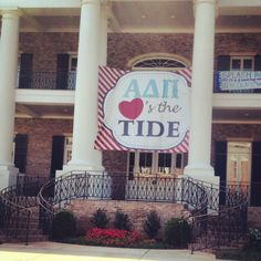 ADPI house... oh how I miss seeing my sisters all the time..