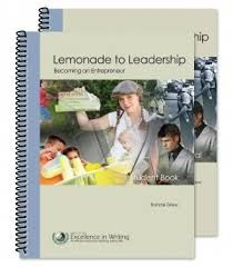 Lemonade to Leadership - Homeschool  about starting your own business!