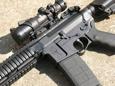 AR Scopes: What is the Best Scope for Your AR-15? - AT3 Tactical