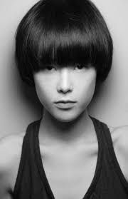 Image result for asian hair fringe bob