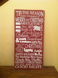 My Christmas craft project :)
