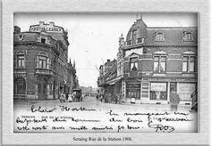 rue de la station 1906