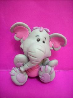 *SORRY, no information as to product used ~ Adorable elephant!