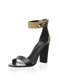 50% OFF Charles by Charles David Women's Jana Dress Sandal (Black/Nude)