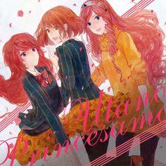 Tags: Anime, Nanami Haruka, Gabaisuito-n, Uta no☆prince-sama♪, Tsukimiya Ringo, Shibuya Tomochika