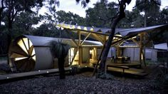 1770, Qld. Vibe: The beach holiday you remember from your childhood. No high rises, no fancy restaurants, just endless days enjoying the sun and sea. The property: Drewhouse (The Pods). The Pods is a uniquely designed beach house, providing luxury while still being close to nature. The resort has two horizon pools overlooking the ocean, 4 tennis courts, poolside barbeque kitchens and playground just for residents and guests. See http://www.stayz.com.au/84929