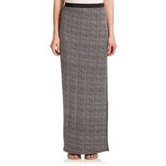 Chiffon Maxi Skirt in Light Purple (46 PLN) ❤ liked on Polyvore ...