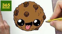 voici un biscuit kawaii