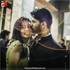 Awesome Love chemistry of Shahid and Mira Rajpoot Kapoor. What a lovely couple!