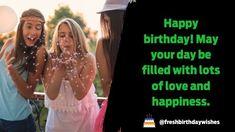 Birthday Wishes for Best Friend Female in HD - Happy Birthday Wishes