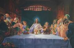 Resultado de imagen para pinturasde la santa cena