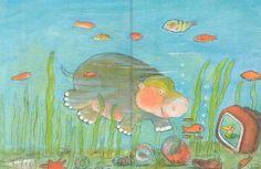 tsuiling - Roodo:【插畫繪本】兒童繪本分類文章簡文 - 樂多日誌