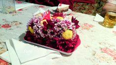 Aranjament de toamna Cake, Desserts, Projects, Food, Pie, Postres, Blue Prints, Mudpie, Deserts