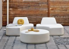 Manutti Moon Island Garden Seating Available at all of Michael Taylor Design's Showrooms!