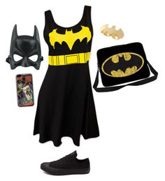 """""""5658 (comic-con)"""" by justice413 ❤ liked on Polyvore featuring art"""