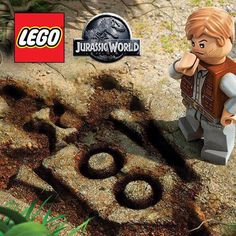 LEGO Jurassic World Game : Jurassic Bricks - Rylee likes finding bricks ❤️ Lego Jurassic World Game, Jurassic World 2015, Jurassic World Dinosaurs, Rp Games, Lego Games, Wii U, Lego Le Hobbit, Star Wars Iii, Godzilla