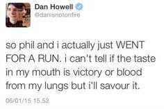 Dan Howell (danisnotonfire) I feel your pain