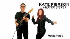"""Superb ! ;-) Kate Pierson - """"Mister Sister"""" (Official Music Video)"""