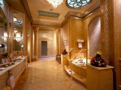 Passion For Luxury : Emirates Palace, Abu Dhabi