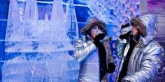 7 Ice Bars in Europe to Have a Drink