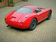 Alfa Romeo 2000 prototipo by ATL (1954)